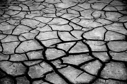 pénurie eau
